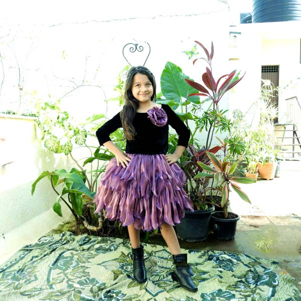 party wear for girl kid