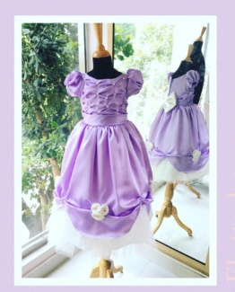 Princess Sofia Girl Dress