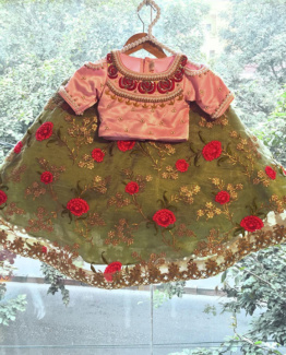 ghagra for kids online bangalore