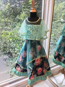 ghagra for kids bangalore