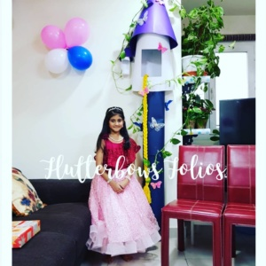 Birthday party wear for girls