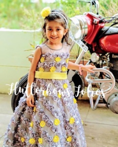 flower dress for little girls