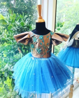 glitter dress for little girls