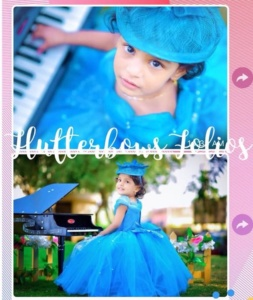 princess dress for little girls
