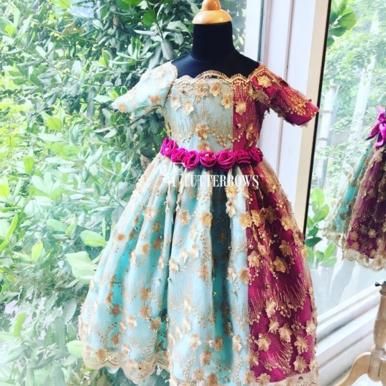 party dress for little girls in bangalore