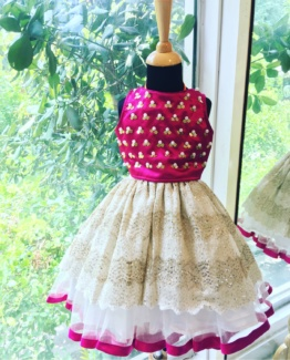 cream-pink-ghagra