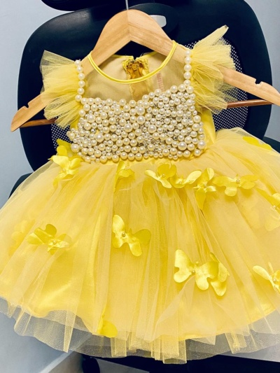 canary-dress-for-girls